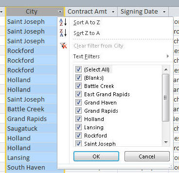 Tutorial 2 Building a Database and Defining Table Relationships