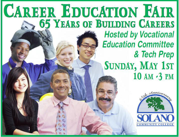 Education Career Fair Logo